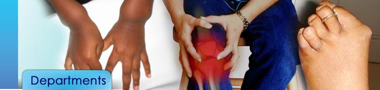 Pediatric Arthritis Specialist Finder