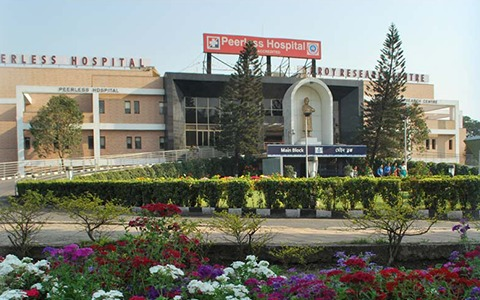 Peerless Hospital & B K Roy Research Centre
