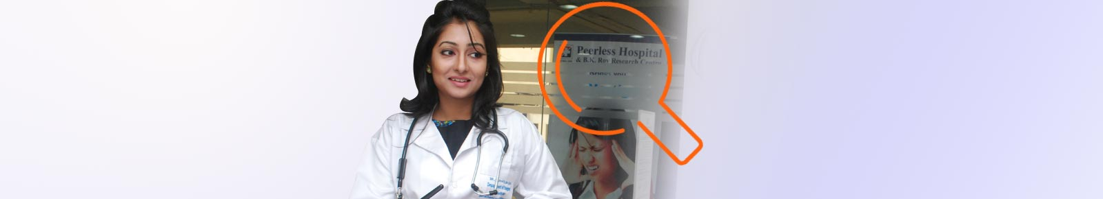 Welcome to Peerless Hospital::Find A Doctor